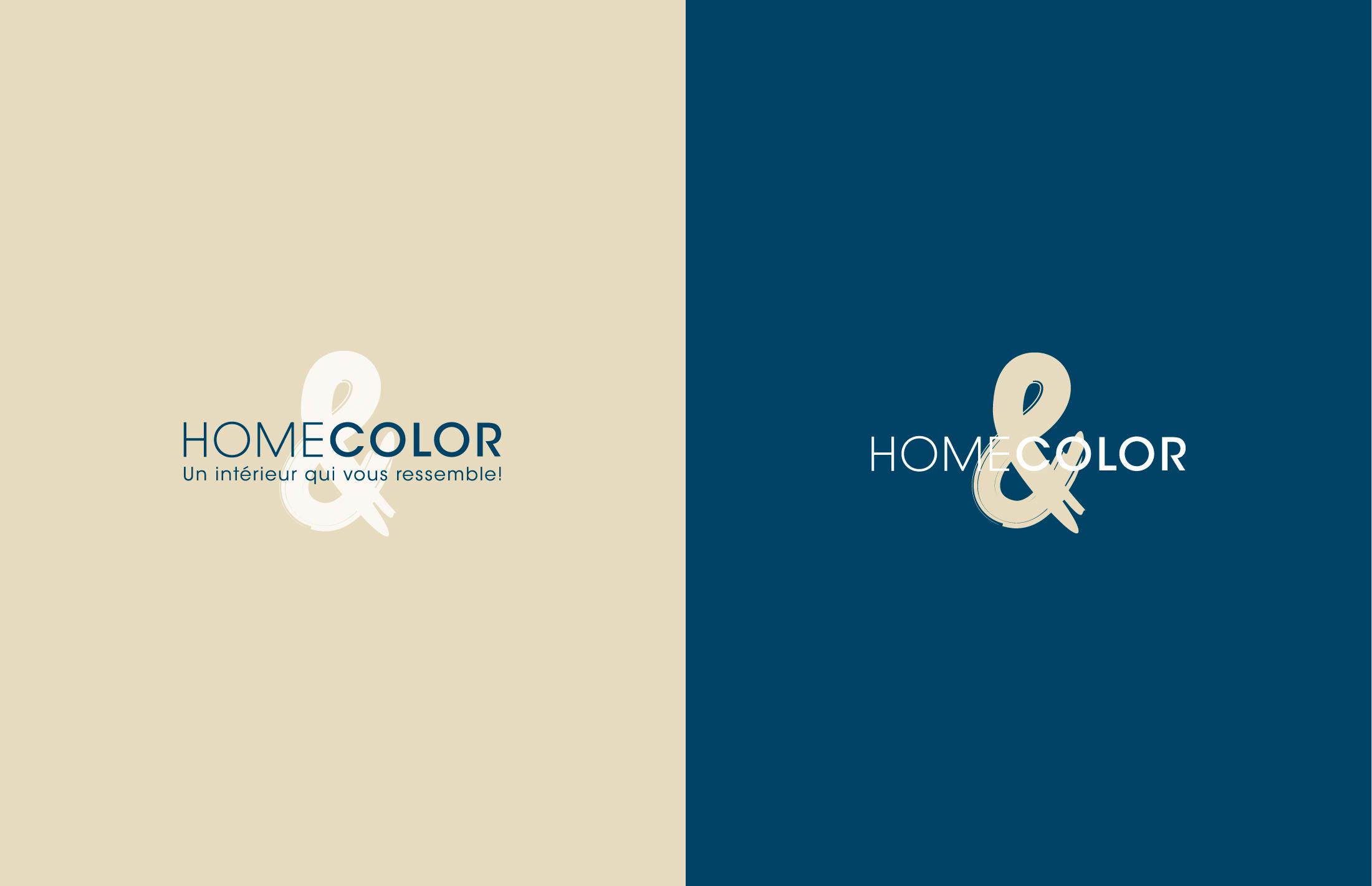 Logo Home&Color