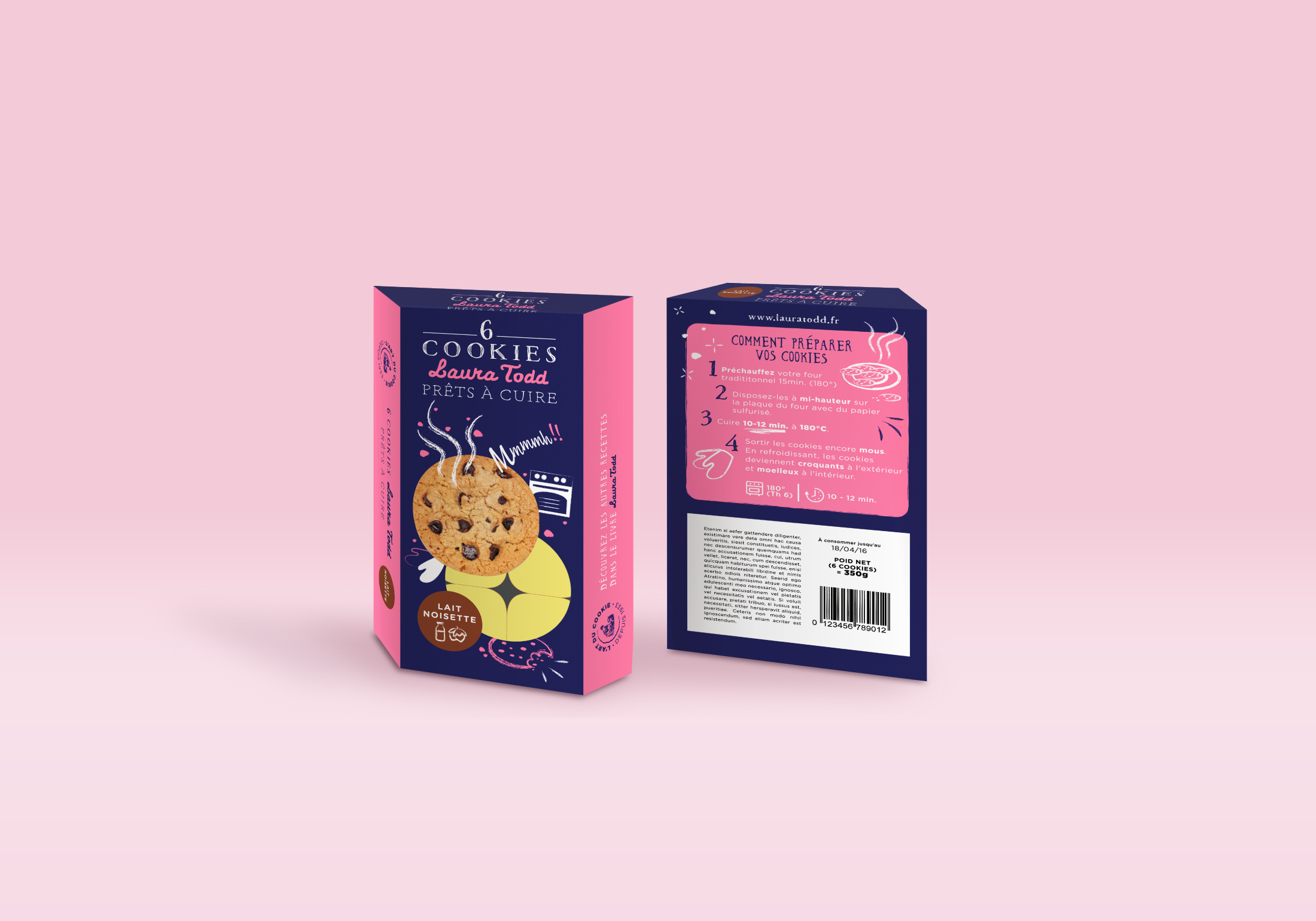 Packaging Laura Todd