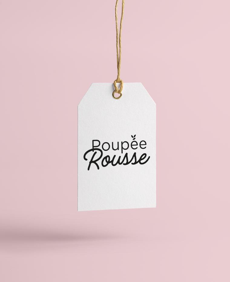 Logo Poupée Rousse 00 - Portfolio