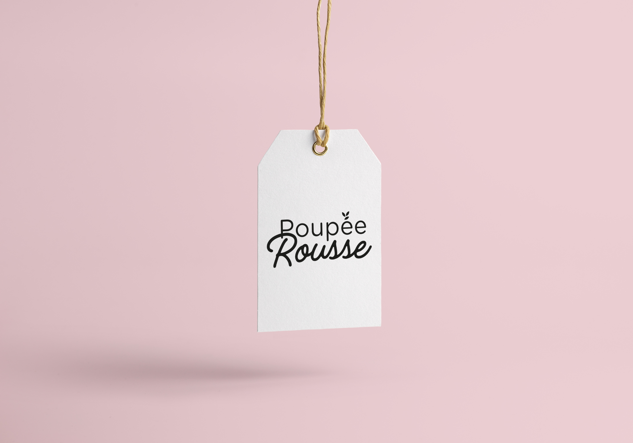 Logo Poupée Rousse