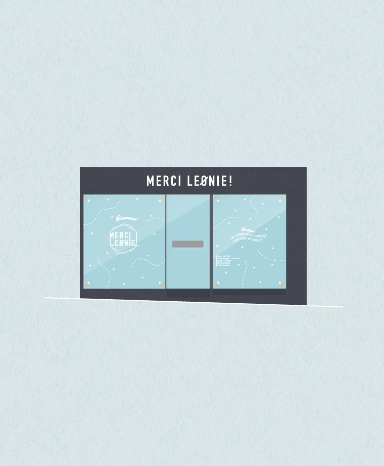 Merci Leonie  - Portfolio