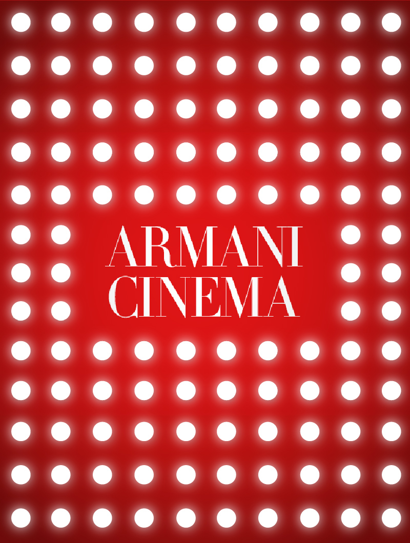 Armani Portfolio bis 01 - Portfolio