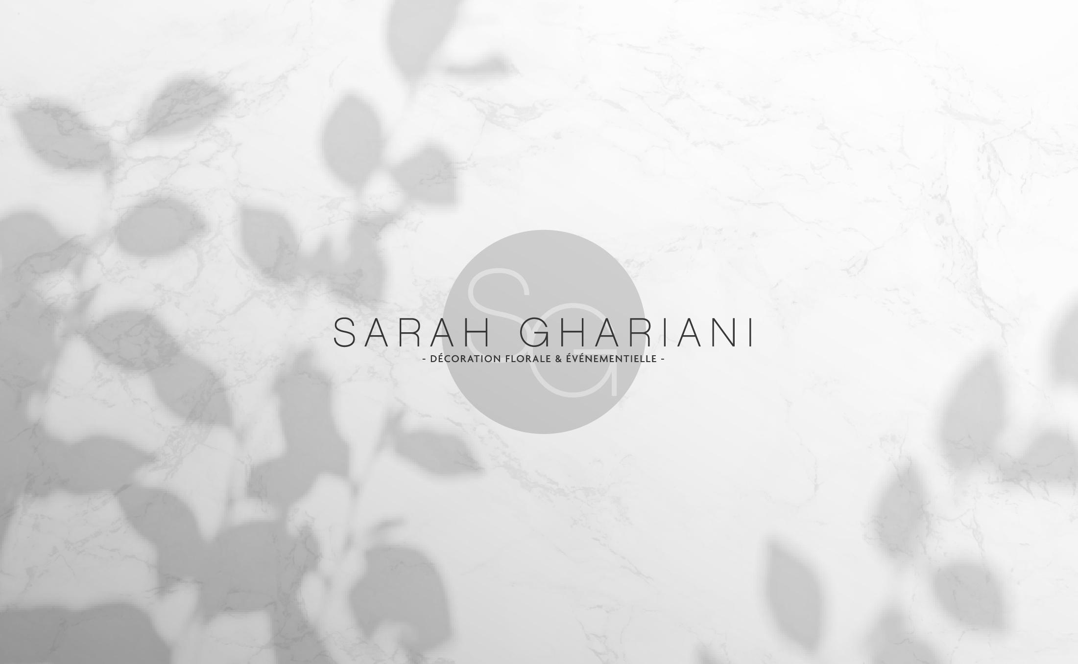 Sarah Ghariani